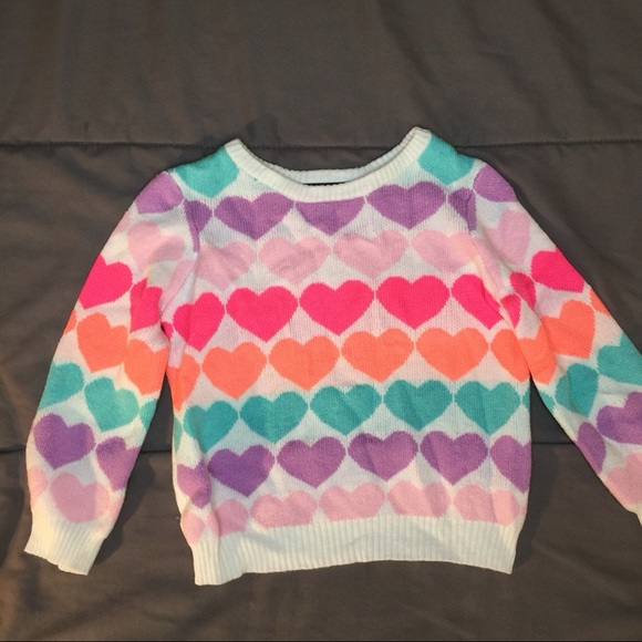 Children's Place Other - 💖SALE 💖 3/$12 - Colorful Toddler Knit Sweater